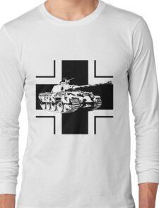 WW2 Panther tank Long Sleeve T-Shirt