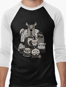 The Addams Family Men's Baseball ¾ T-Shirt