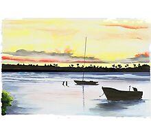 Guardarraya Beach, Patillas, P. R. Photographic Print