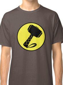 Captain Mjolinir- Everyone's hero! Classic T-Shirt
