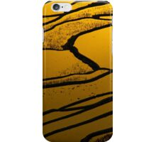 Yuanyang Terraced rice field 4 iPhone Case/Skin