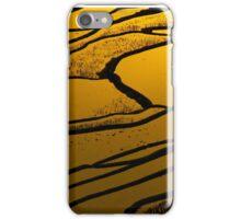 Yuanyang Terraced rice field 4 iPhone Case/Skin