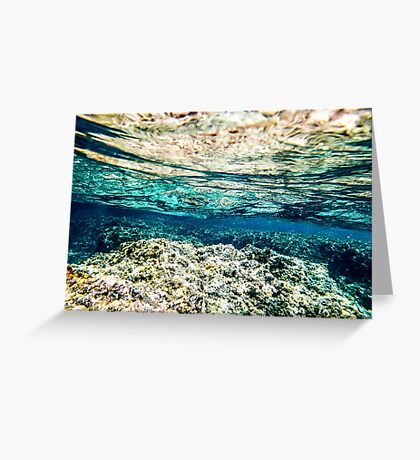 Undersea Greeting Card