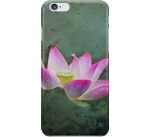 Mystical Lotus iPhone Case/Skin