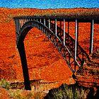 Carl Hayden Bridge by bbrisk