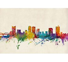 Fort Worth Texas Skyline Photographic Print