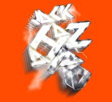 Jack Hazard XWA Official Party Tee by dangerliam