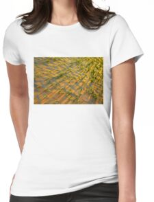 Sea Dunes in Honolulu, HAWAII Womens Fitted T-Shirt