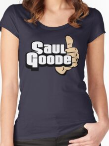 Saul Goode Women's Fitted Scoop T-Shirt