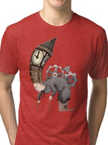 The Keeper of Time Tri-blend T-Shirt