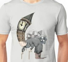 The Keeper of Time Unisex T-Shirt