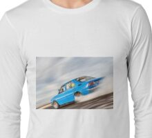 LYNCHY Asponats Burnout Long Sleeve T-Shirt