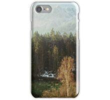 Mountain Nature  iPhone Case/Skin