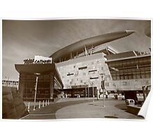 Target Field - Minnesota Twins Poster