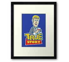 Woody Stinson Framed Print