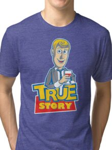 Woody Stinson Tri-blend T-Shirt