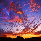 Ormiston Pound sunset by Kevin McGennan