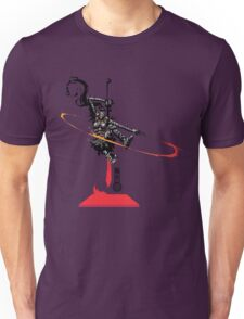 The Game of Kings, Wave One: The Black Queen-Knight's Pawn Unisex T-Shirt