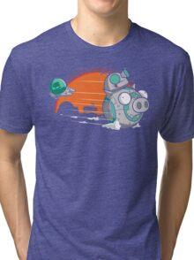 BB-Gir Tri-blend T-Shirt