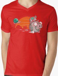 BB-Gir Mens V-Neck T-Shirt