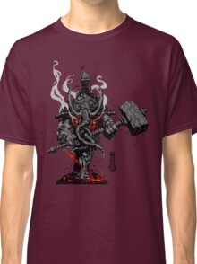 The Game of Kings, Wave One: The Black King's Rook Classic T-Shirt