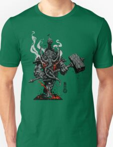 The Game of Kings, Wave One: The Black King's Rook T-Shirt