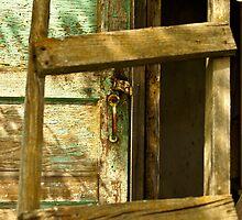 the green door by Jena Ferguson
