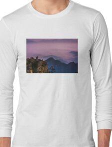 Monkey on hill Long Sleeve T-Shirt