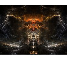 Dimensional Transmutation Photographic Print