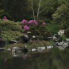 Japanese Garden by Joanne  Bradley