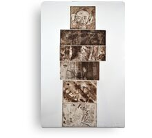 The Corpse Canvas Print