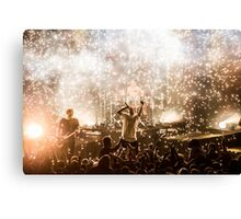 PWD - Red Hill Auditorium. Canvas Print