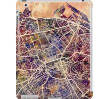 Edinburgh Street Map iPad Case/Skin