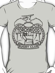 Torchwood Rugby Club T-Shirt