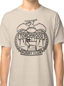 Torchwood Rugby Club Classic T-Shirt