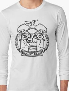 Torchwood Rugby Club Long Sleeve T-Shirt
