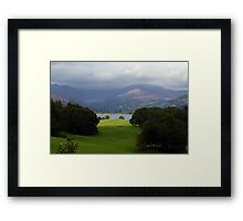 Wray View Framed Print