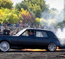 HOLDON Motorfest Burnout by VORKAIMAGERY