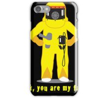 Look, you are my father! iPhone Case/Skin