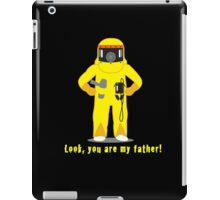 Look, you are my father! iPad Case/Skin