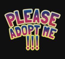 Please adopt me !!! Kids Clothes