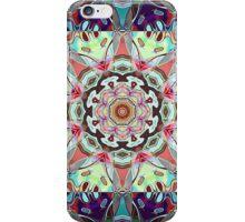 Colorful Shapes Mandala iPhone Case/Skin