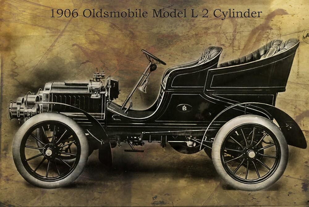 1906 Oldsmobile by garts