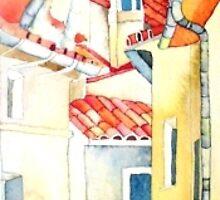 NARROW STREET by vimasi