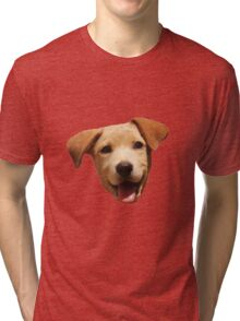 Adorable Puppy One Tri-blend T-Shirt