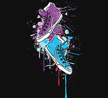 Colorful sneakers Unisex T-Shirt