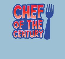 Chef of the century Womens Fitted T-Shirt