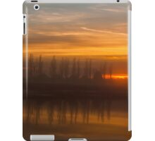 Sunset Crouch Estuary iPad Case/Skin