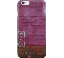 Suburban regeneration iPhone Case/Skin