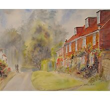 Summer in Winchelsea Photographic Print